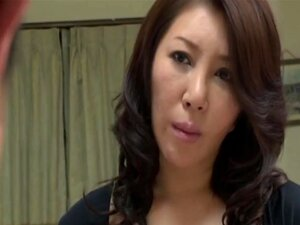 Japanese milf get railed by son